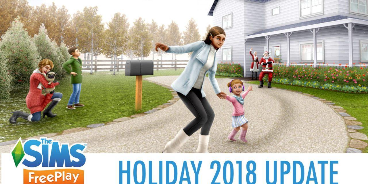 The Sims FreePlay Missing Claus Seasonal Quest Walkthrough