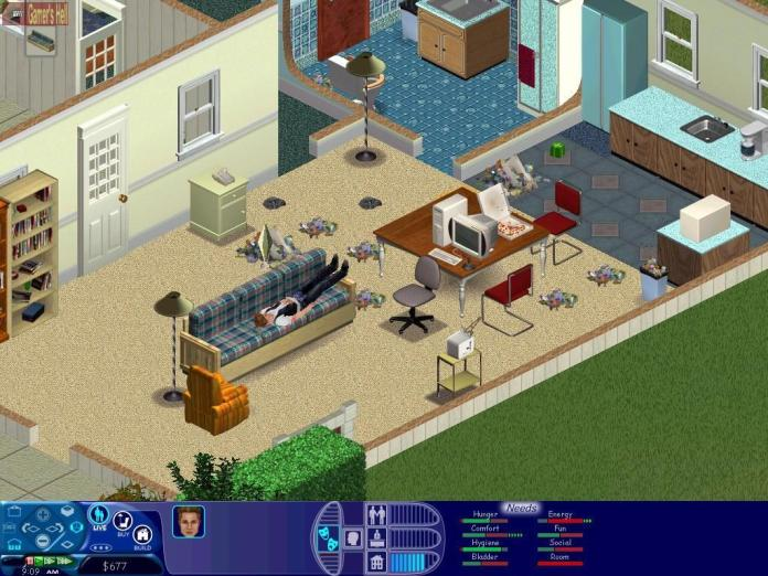 The Sims 1 screenshot