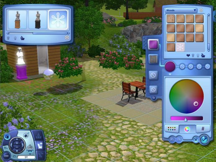 Create a style tool in The Sims 3