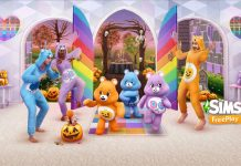 Sims FreePlay Care Bears