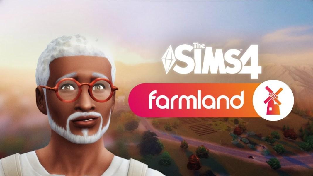 Sims 4 Farmland Mod