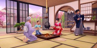 Sims FreePlay Joyous Japan