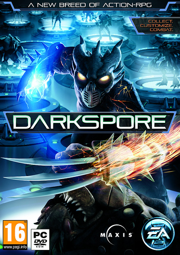Darkspore, a new breed of Online Action-RPG now Available!