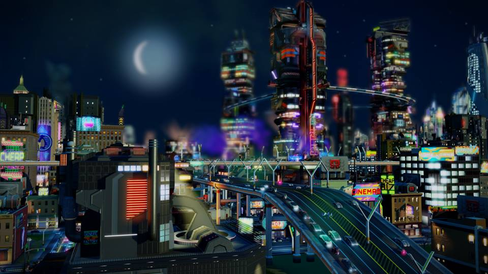 SimCity: Cities of Tomorrow Developer Gameplay Walkthrough
