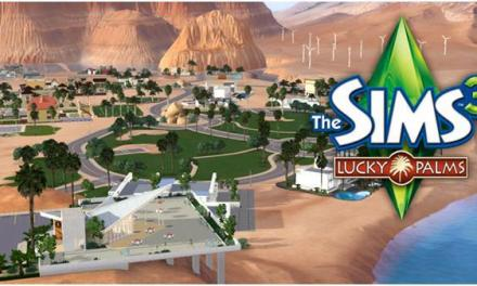 The Sims 3 Lucky Palms!