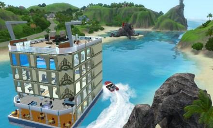 """Island Paradise """"Cruise Ship"""" by SimGuruGraham"""