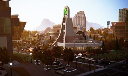 New Pics of Upcoming House of Worship SimCity DLC
