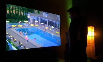 The Sims 4: New Screenshot of Pools