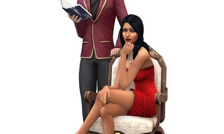 The Sims 4: Mortimer & Bella Goth Return!