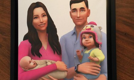 Is This Our First Look At Toddlers In The Sims 4?