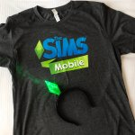 Win A T-Shirt and Plumbob Headband in our Sims Mobile Themed Giveaway