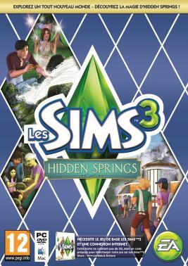 Jaquette_Les_Sims_3_Hidden_Springs
