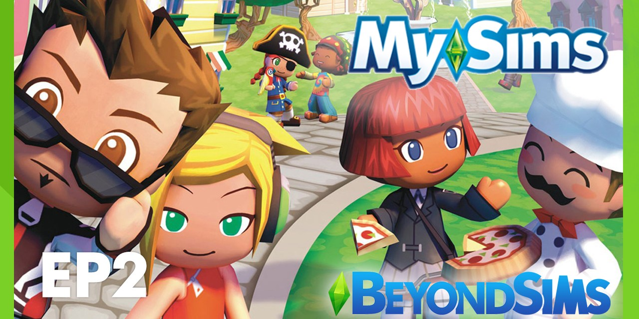 Lets Play MySims – Episode #2
