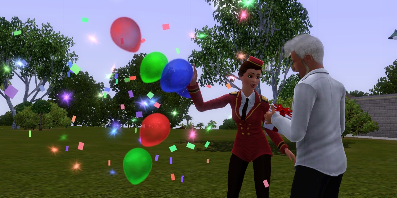 The Sims 3: Game Update 1.67