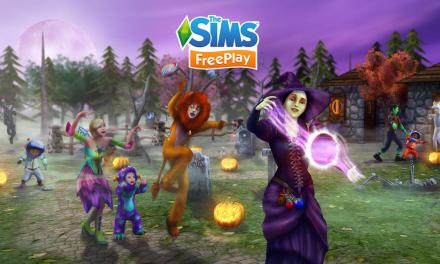 EEK! Halloween Update for The Sims FreePlay Is Here!