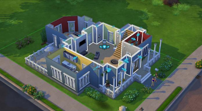 Build mode in TS4