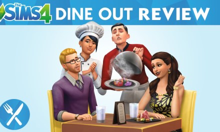 The Sims 4 Dine Out Video Review & Overview