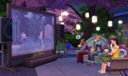 The Sims 4 Movie Hangout Stuff Review