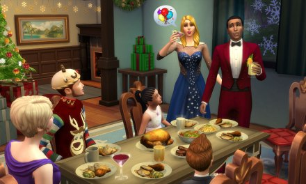 Celebrate Christmas With New Items in The Sims 4