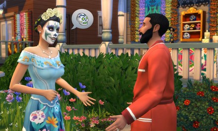 Get Ready for the Day of the Dead Challenge in The Sims 4