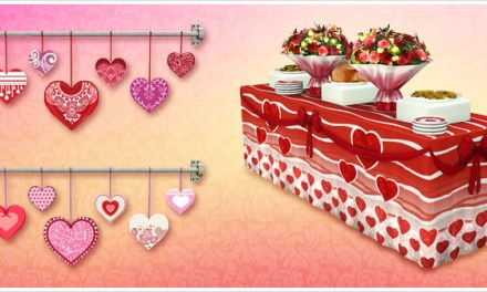 Celebrate Valentines Day with a FREE Store Set