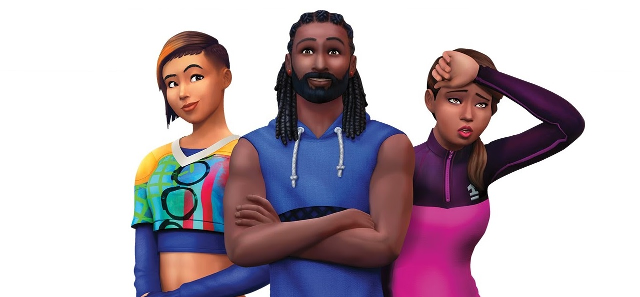 The Sims 4 Fitness Stuff Pack Review