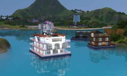 SimGuruMike's Resort Houseboat