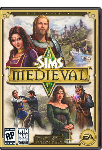 Guide Heroes on Legendary Quests – The Sims Medieval lands on shelves today