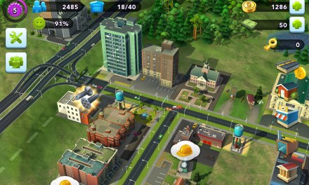Gamezebo: SimCity BuildIt Now on Android in Canada… And It's Good!