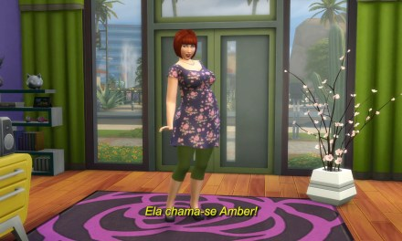 The Sims 4: Meet Amber Official Trailer