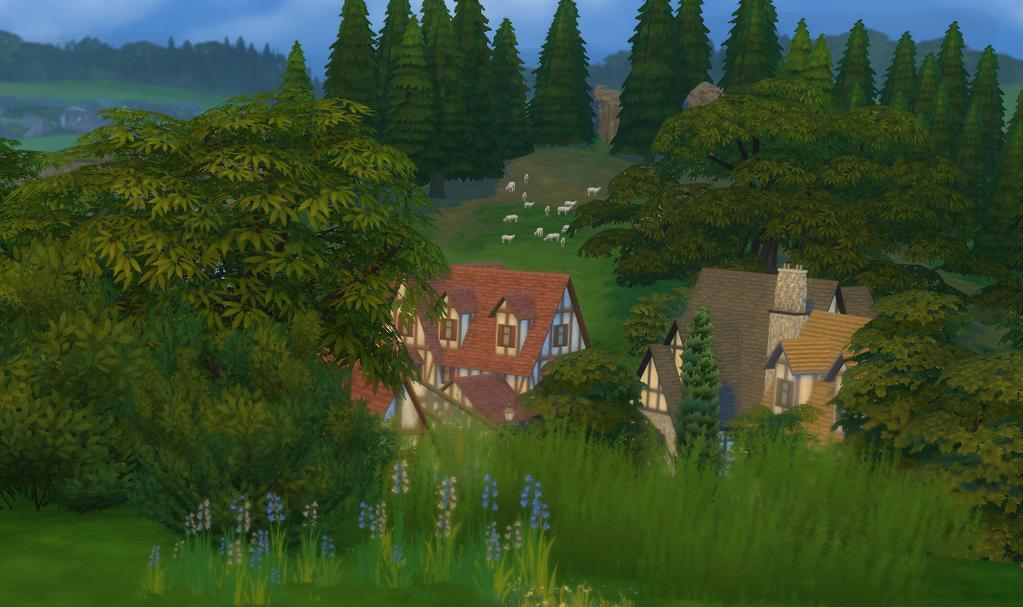 New Screenshot of FX Sheep in Windernburg