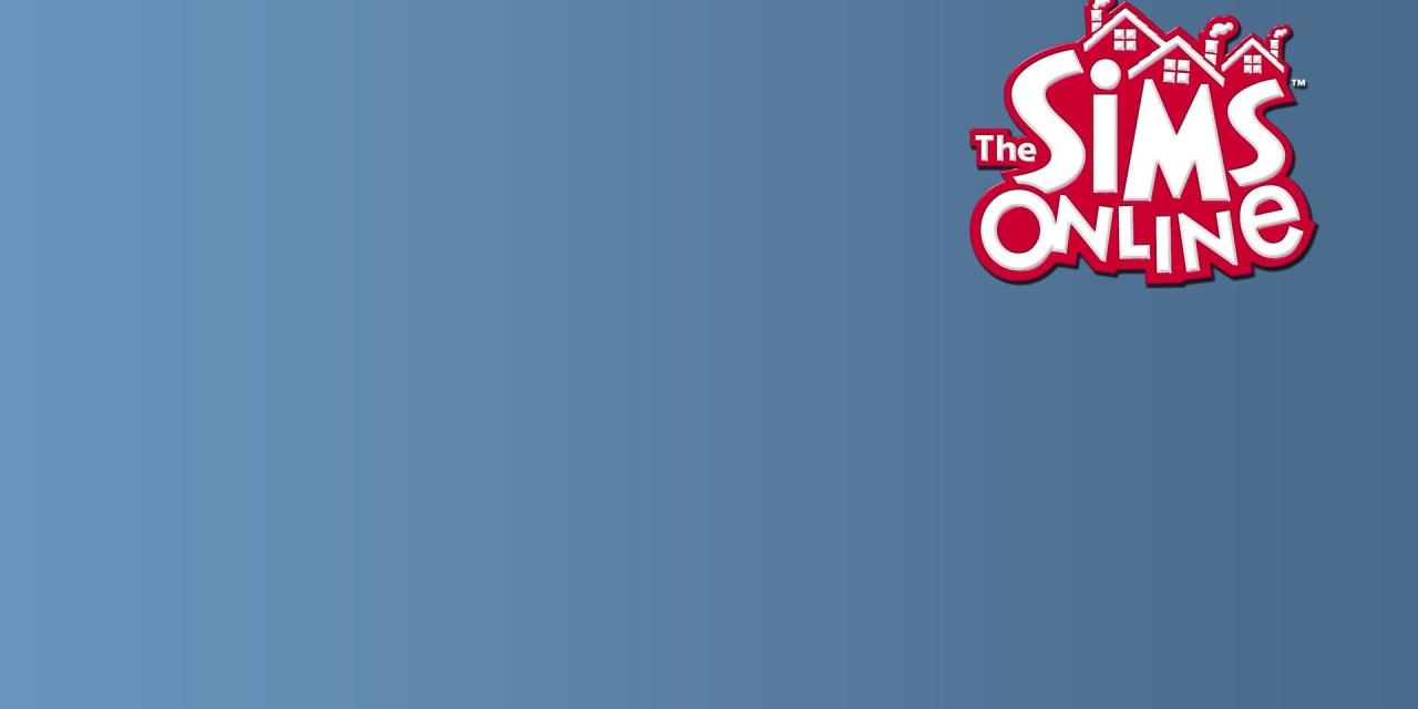 Nostalgia Sunday: The Sims Online