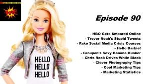 Hello Barbie - Episode 90