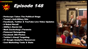 Beyond Social Media - Periscope House Democrats Sit-In - Episode 148