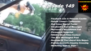 Beyond Social Media - Facebook Live Philando Castile - Episode 149