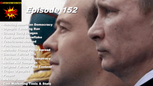 Beyond Social Media - Russia Hacking Democracy - Episode 152
