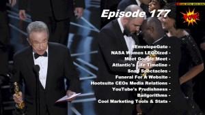Oscars #EnvelopeGate & NASA Women LEGOized