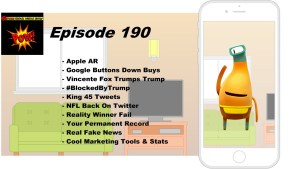 Beyond Social Media - Apple AR - Episode 190