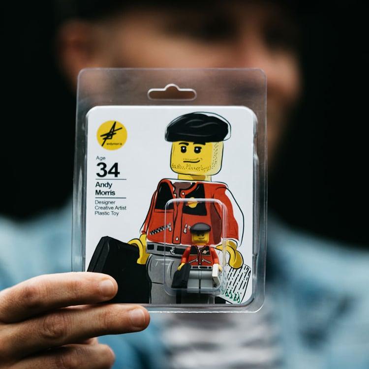 Andy Morris - LEGO Resume