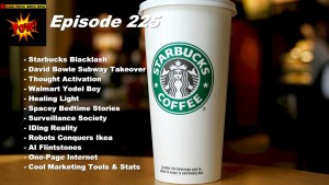 Beyond Social Media - Starbucks Backlash - Episode 225
