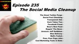 Beyond Social Media - Social Media Cleanup - Episode 235