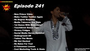 Beyond Social Media - New Prince Music Video - Episode 241