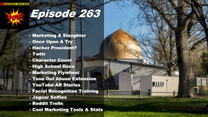 Beyond Social Media - Marketing Of The Christchurch Shooting - Episode 263