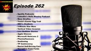 Beyond Social Media - Spotify & LinkedIn Podcasts - Episode 262