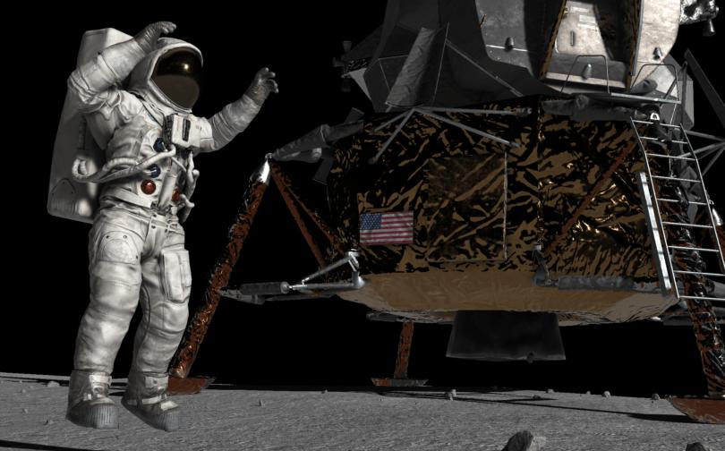 1969 Appollo Moon Landing