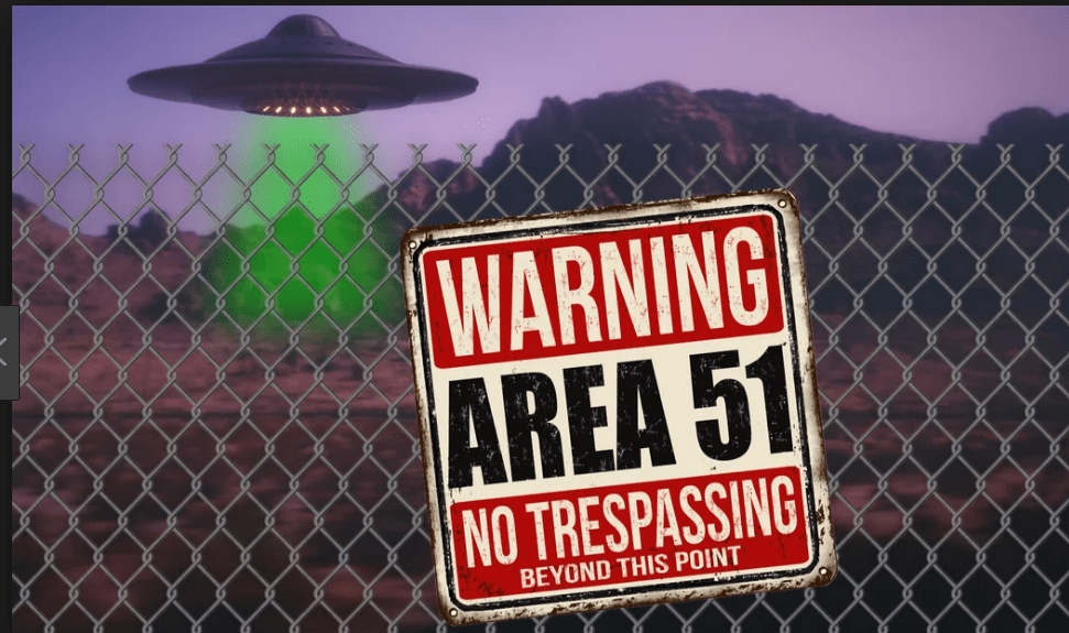Government warns Storm Area51 alien hunters not to enter