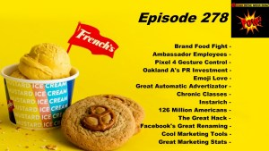 Beyond Social Media - Brand Food Fight - Episode 278