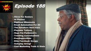 Alexa for Seniors; Google Lens AI for Phones; Elite Facebook Groups