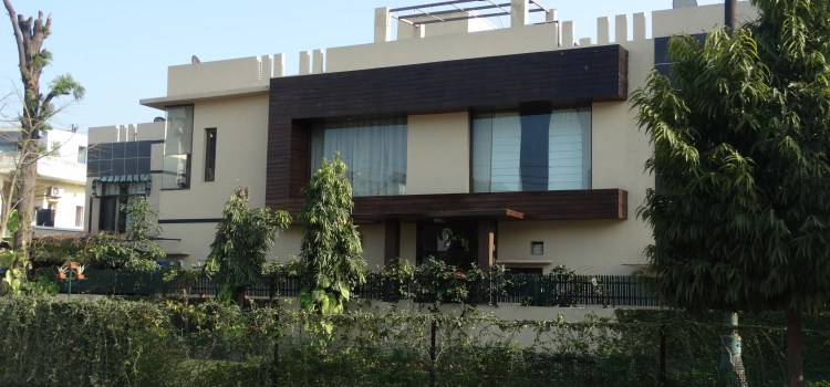 Residence At Sector 8, Chandigarh.
