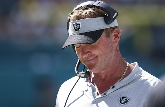 This image has an empty alt attribute; its file name is jon-gruden.jpg